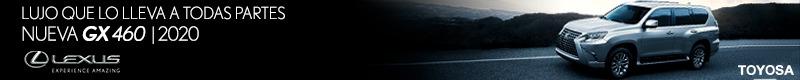 LEXUS: Lujo que lo lleva a todas partes, nueva GX 460/2020