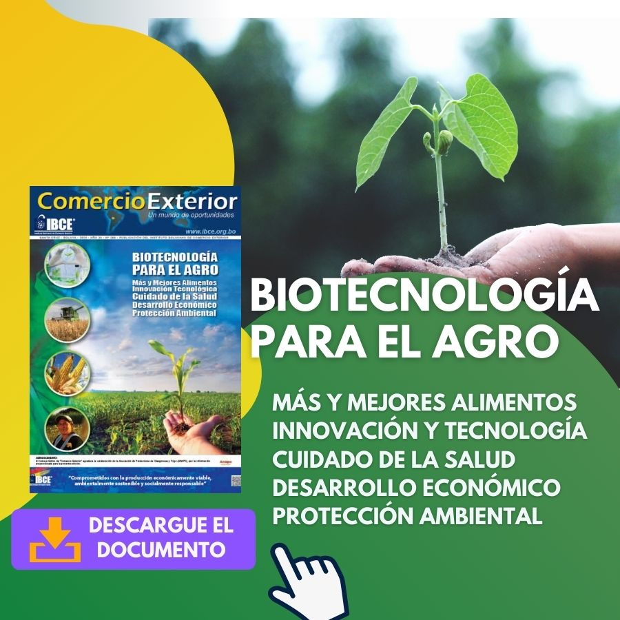 Descargue gratis: Biotecnología para el Agro