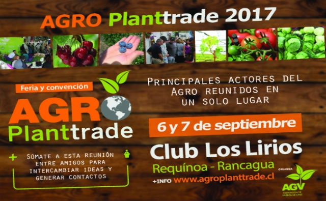 Agroavances agro planttrade 2017 for Viveros en rancagua