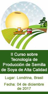 II Curso sobre Tecnología de Producción de Semilla de Soya de Alta Calidad
