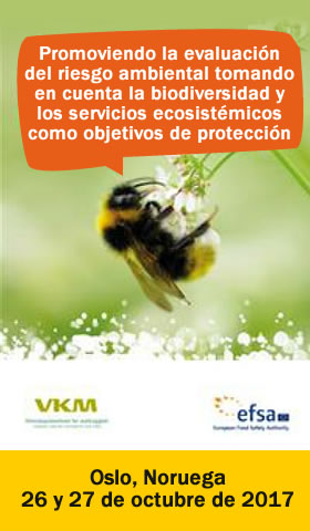 Promoviendo la evaluación del riesgo ambiental tomando en cuenta la biodiversidad y los servicios ecosistémicos como objetivos de protección
