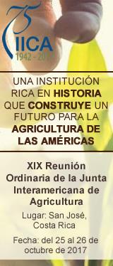 XIX Reunión Ordinaria de la Junta Interamericana de Agricultura