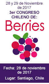 3er Congreso Chileno de Berries