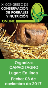 XI Congreso de Conservación de Forrajes y Nutrición ONLINE