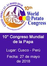 10° Congreso Mundial de la Papa