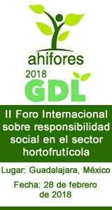 II Foro Internacional sobre responsibilidad social en el sector hortofrutícola