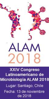 XXIV Congreso Latinoamericano de Microbiología ALAM 2018