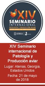 XIV Seminario internacional de Patología y Producción aviar