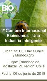 1º Cumbre Internacional Bioinsumos - Una Industria Inteligente