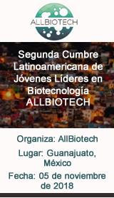 Segunda Cumbre Latinoamericana de Jóvenes Líderes en Biotecnología ALLBIOTECH