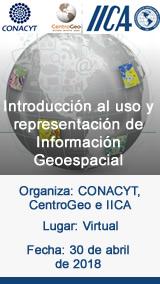 Introducción al uso y representación de Información Geoespacial