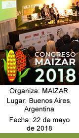 Congreso MAIZAR 2018