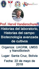 Historias del laboratorio, Historias del campo: Biotecnología avanzada de cultivos