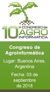 Congreso de AgroInformática