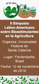 II Simposio Latino-Americano sobre Bioestimulantes en la Agricultura
