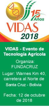 VIDAS - Evento de Tecnología Agrícola