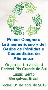 Primer Congreso Latinoamericano y del Caribe de Pérdidas y Desperdicios de Alimentos