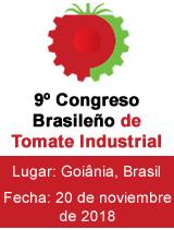 9º Congreso Brasileño de Tomate Industrial