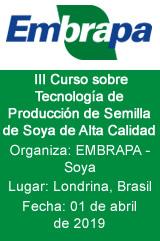 III Curso sobre Tecnología de Producción de Semilla de Soya de Alta Calidad