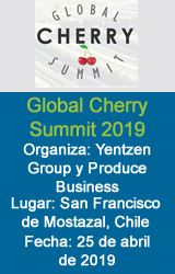 Global Cherry Summit 2019