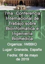 7ª Conferencia Internacional de Trabajo sobre Bioinformática e Ingeniería Biomédica