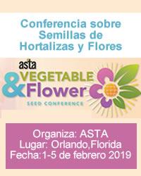 Conferencia sobre Semillas de Hortalizas y Flores