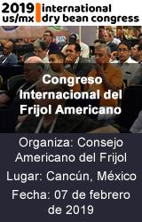 Congreso Internacional del Frijol Americano