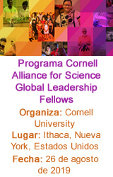 Programa Cornell Alliance for Science Global Leadership Fellows