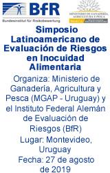 Simposio Latinoamericano de Evaluación de Riesgos en Inocuidad  Alimentaria