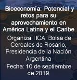 Bioeconomía: Potencial y retos para su aprovechamiento en América Latina y el Caribe
