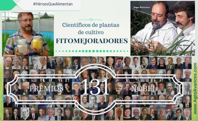 Los científicos también son #HéroesQueAlimentan