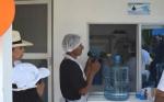 Comunidad en Colombia ahora cuenta con planta de recolección y tratamiento de agua de lluvia