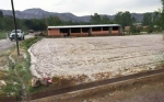 Agricultores en Capinota - Bolivia pierden todo por la granizada
