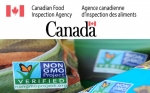Autoridad Canadiense indica que la etiqueta del Proyecto Verificado No OGM no implica que esté libre de OGM