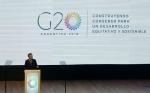 G20 aborda en Argentina cuestión de suelos, desperdicio de alimentos y tecnología