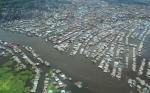 El Amazonas se inunda cinco veces más que en el siglo XX