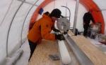 Más nieve ha evitado un deshielo aún mayor en la Antártida