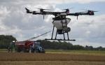 Drones, satélites y big data: el espectáculo de la tecnología agrícola