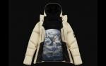 Esta moderna chaqueta de esquí está hecha de seda de araña cultivada por bacterias