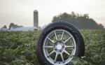 Fabrican neumáticos hechos con caucho a base de aceite de soya