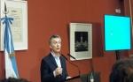 Macri presentó un acuerdo para promover la biotecnología
