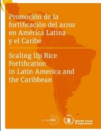 Promoción de la Fortificación del Arroz en América Latina y el Caribe