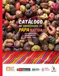 Catálogo de variedades de papa nativa del sureste del departamento de Junín - Perú