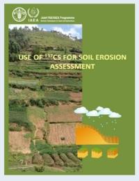 Técnicas nucleares para medir la erosión del suelo