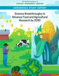 Avances científicos para avanzar en la investigación agrícola y de alimentos para 2030