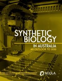 Biología sintética en Australia: una perspectiva para 2030