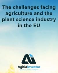 Los desafíos que enfrentan la agricultura y la industria de las ciencias vegetales en la UE