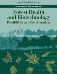 Sanidad Forestal y Biotecnología: Posibilidades y Consideraciones