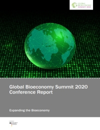 Informe de la conferencia Global Bioeconomy Summit 2020
