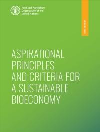 Principios y criterios aspiracionales para una bioeconomía sostenible
